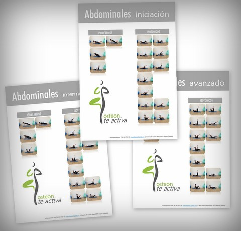 osteon Carlos López Cubas posters abdominales