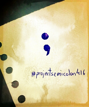 semicolon project osteon