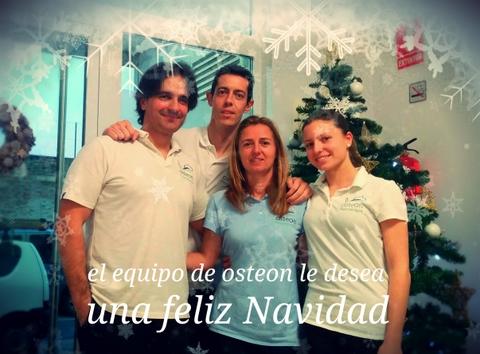 feliz navidad osteon 2016