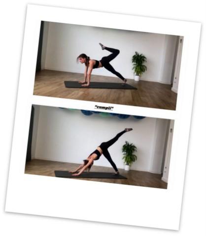 coreografia osteon 2019 pilates